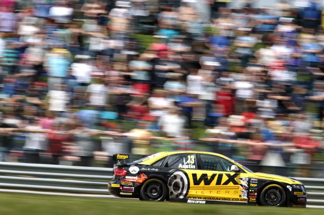 Could the BTCC ever put its broadcasts on YouTube... for a fee? Photo: BTCC.net